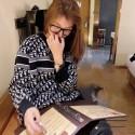 2020 F/W Diorリバーシブル セーター Oblique ウールセーター オブリーク  カシミア REVERSIBLE SWEATER メンズレディース