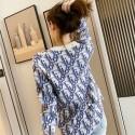 Dior Oblique ウール ジャガード セーター 20AW スーパー ブランド 秋冬新作 クルーネック 激安 コピー メンズ レディース