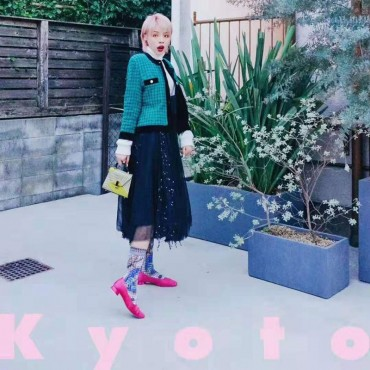 ブランド FENDI 靴下ミディアムストッキング 愛くるしいデザイン ファッション 女性向け 消臭機能 マルチカラー フェンディ 靴下人気 芸能人愛用