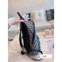 ブランド ディオール バックパック オブリーク RIDER 高品質 牛革 Dior Oblique キャンバスバッグ クリスチャン ディオール リュック メンズレディース
