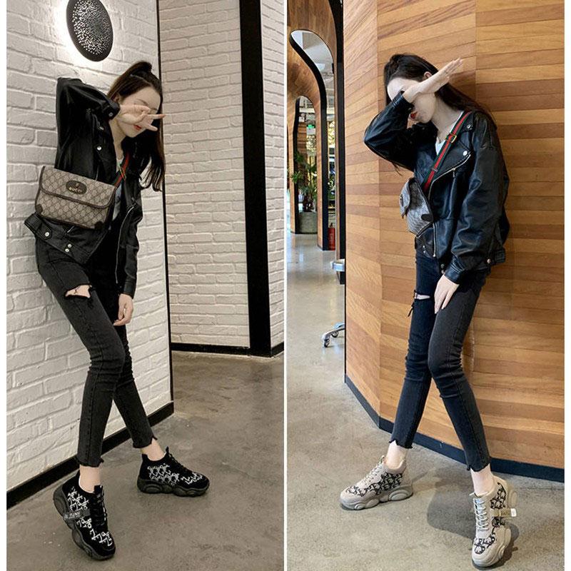 ディオールオブリークスニーカーレディースdior靴コピー 大人気2020新品 Dior レディースシューズブランド偽物