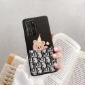 dior 可愛い iphone 12/12 miniケース熊柄 lv/ルイヴィトン アイフォン12 pro/12 pro max/11 pro max/xs/xr/xs maxカバー女子男子カード入れ ペアお揃い