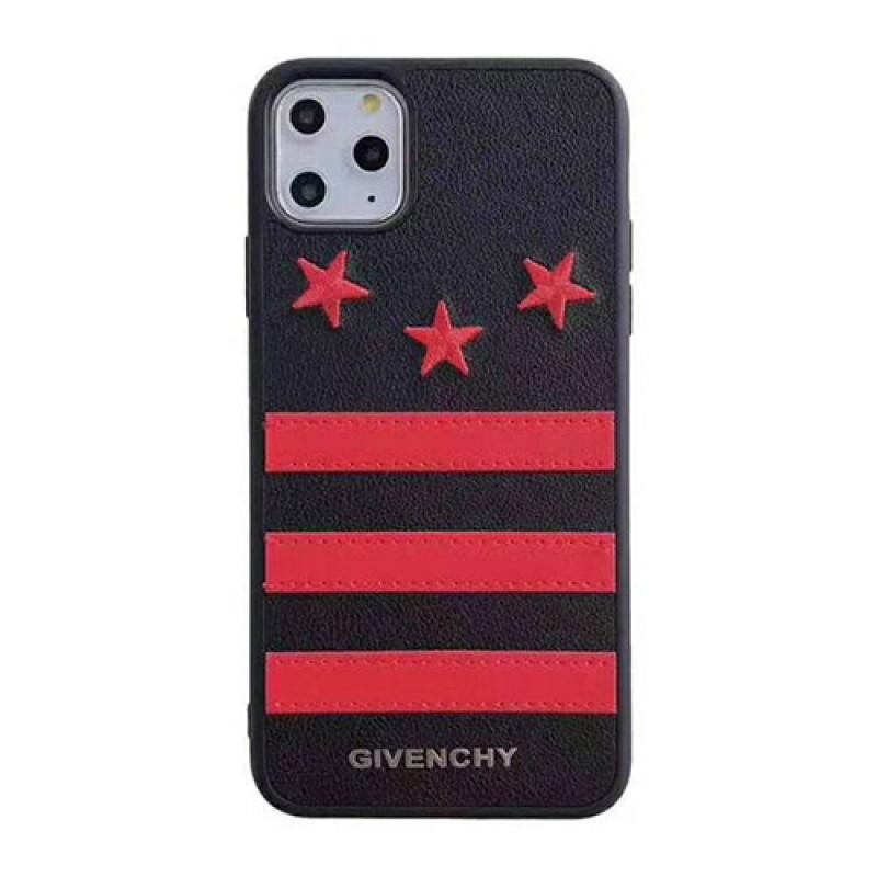 ジバンシー iphone 12/12 pro max/12 pro/12 miniケース エポレット柄 ブランド Givenchy iphone xr/xs maxケース 個性 iphone x/8/7/6ケース 五芒星 高級 ジャケット型 ファッション 大人気 メンズ レディース