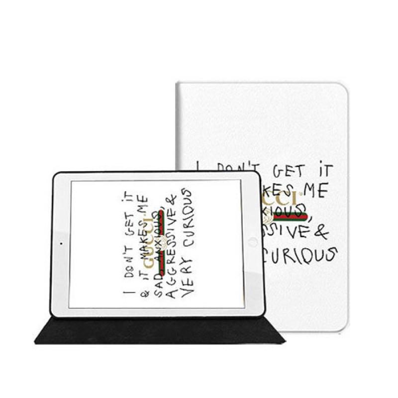 グッチ iPad Pro 2021ケース Ipad 8/7 世代 pro 9.7/11inch 2020ケース ブランド Gucci アイパッドエア1/2/3/4ケース 横開きブラント iPad Air 10.5インチケース  コピーiPad ミニ5/4/3/2/1手帳型カバー ブランドパロディ・レプリカ日本未入荷 メンズ レディース