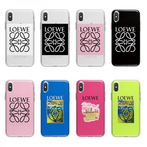 ロエベ LOEWE 人気ブランドGalaxy s21/note20/s10/s20+/s20ケース シンプル iphone13/12/12mini/12pro/12promaxスマホケース クリアケース LINE注文可 huawei mate40/p40ケース ジャケット型 iphone 11/x/8/7ケース ファッション メンズ レディース