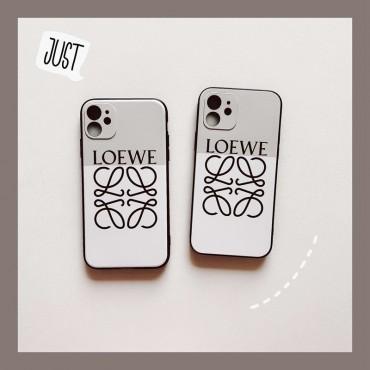 ロエベ ブランド 女性向け galaxy s21/s21+/s21 ultra/note20ケース ジャケット型 LOEWE iphone13/12/12mini ファッション 経典 アイフォンxs/x/8/7 plusケース メンズ 2021 iphone12ケース 高級 人気モノグラムhuawei p40/p30ケース レディース