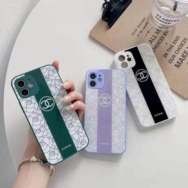 韓国らしい iphone 12s/13 pro maxスマホカバー ブランド シャネル アイホン13ミニ/12Spro maxケース 花柄 エレガント 上品 CHANEL IPHONE 12mini/12/11 pro/11 pro maxケース