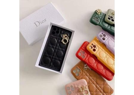 DIORブランド iphone13promaxケース ディオールファッション ヘアアクセサリー