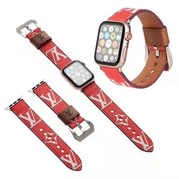 ルイヴィトン ブランドアップルウォッチ バンドオシャレ人気 apple watch ストラップ  高級ブランドapple watch6 ベルト