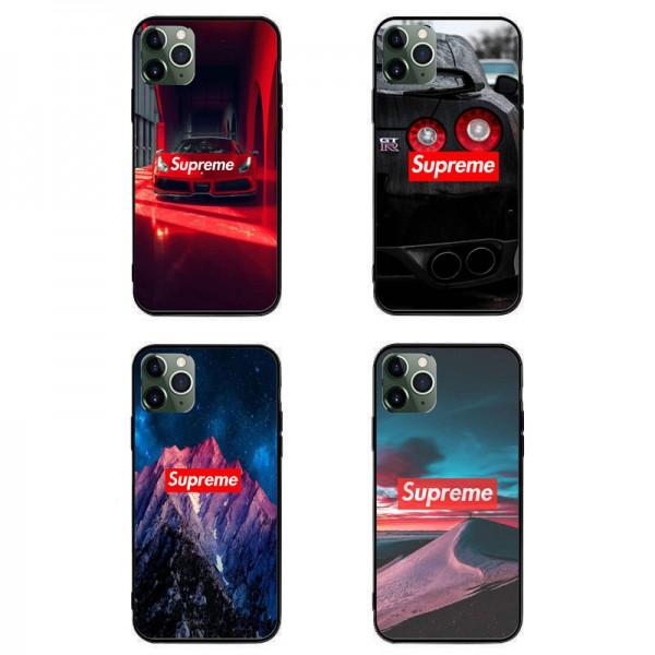 シュプリームxperia 1/10 iii 5ii ケース galaxy s21/s21 ultra/s21+ セレブ愛用 iphone12/12 pro/12 mini/ x/xr/xs/xs maxケース ファッションins風  Galaxy s10/s20+/s20 ultraケース かわいい HUAWEI Mate 30 Pro 5Gケース大人気