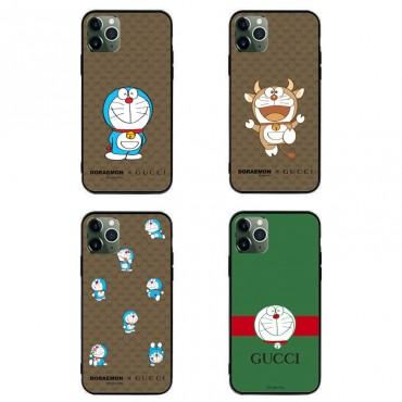 グッチ x DORAEMON ブランド  galaxy s21/s20 ultra/note20ケース ドラえもん xperia 1/10 iii セレブ愛用 iphone12/12pro maxケース かわいい Galaxy s20/note20/s10/s9 plusケース 全機種対応 iphone x/8/7 plusケース 大人気 ファッション メンズ レディース