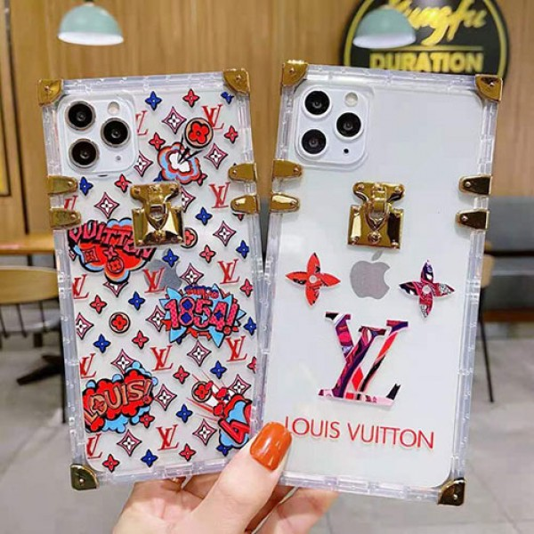 ルイ·ヴィトン ブランド 干支の牛 iphone12 mini/12 pro max/12 max/12 proケース セレブ愛用 2021春 新作 激安 iphone11/11pro maxケース モノグラム iphone x/xr/xs/xs maxケース ファッション メンズ