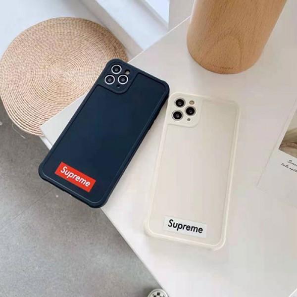 シュプリームiphone 12 mini/12 pro/12 maxケース ビジネス ストラップ付きファッション セレブ愛用iphone11/11pro maxケースカバー ジャケット簡約iphonexr/xs maxケースシンプルアイフォン x/8/7 plusケース ファッション個性