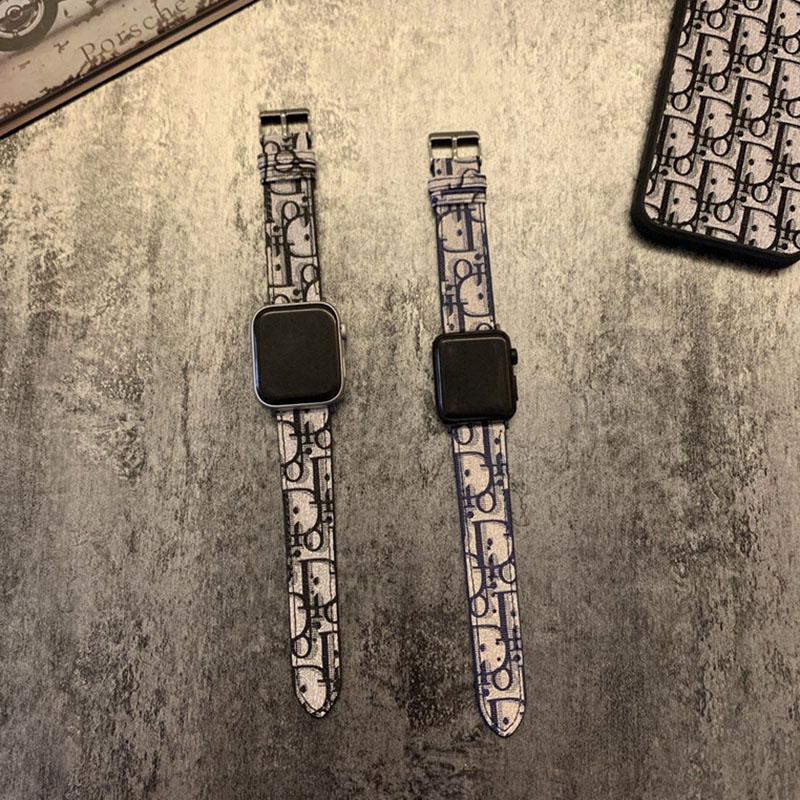 ディオール バーバリ apple watch ストラップdior アップルウォッチ バンドバンド オシャレ ディオール 人気 Dior 高級ブランド バンド