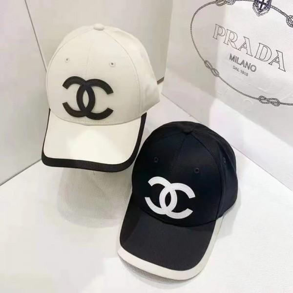 ブランド シャネル 帽子 おしゃれ メンズレディース ハット ファッション おしゃれ 可愛い 野球帽子 サイズ調整可能 ブラック 高品質 シャネル キャップ 優雅 秋冬の帽子