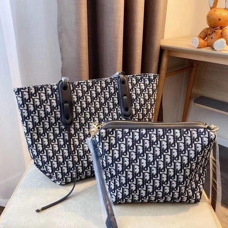 ディオール Oblique 親子ハンドバッグ