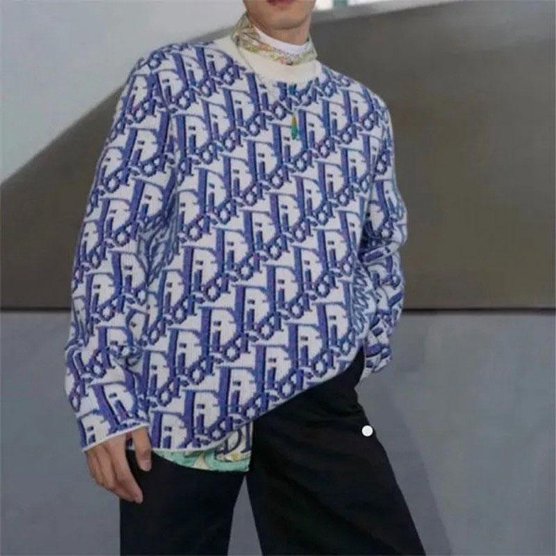 Diorセーター 20AW スーパーコピーブランド 秋冬 メンズレディース