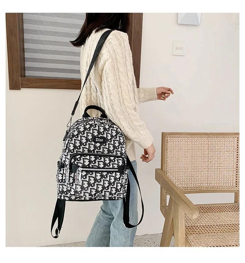 oblique  CHRISTIAN DIOR backpack  2020
