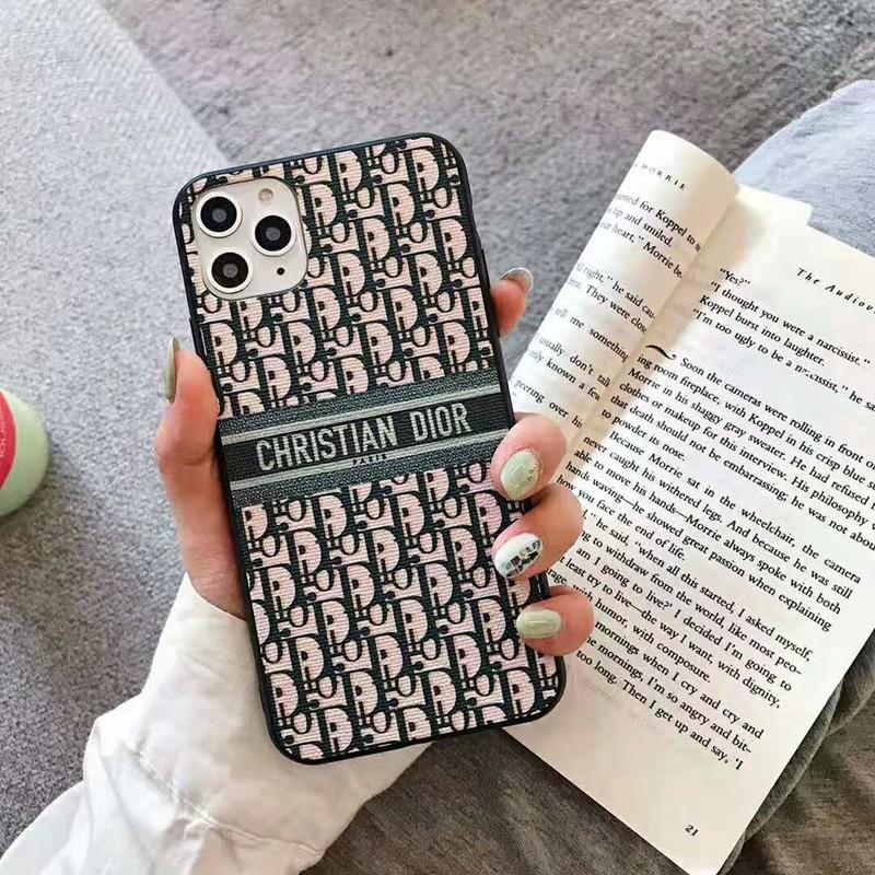 韓国風コピー ディオール  カーフスキン iphone 13ケース
