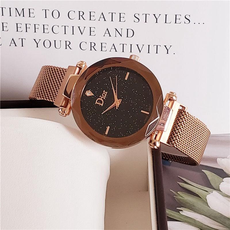 防水 高級ブランドディオール ネットレッド腕時計