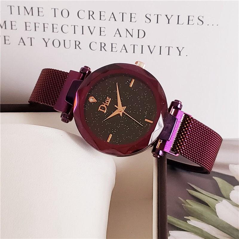 ファッションドゥイン 金属ベルト 新規 クォーツ時計
