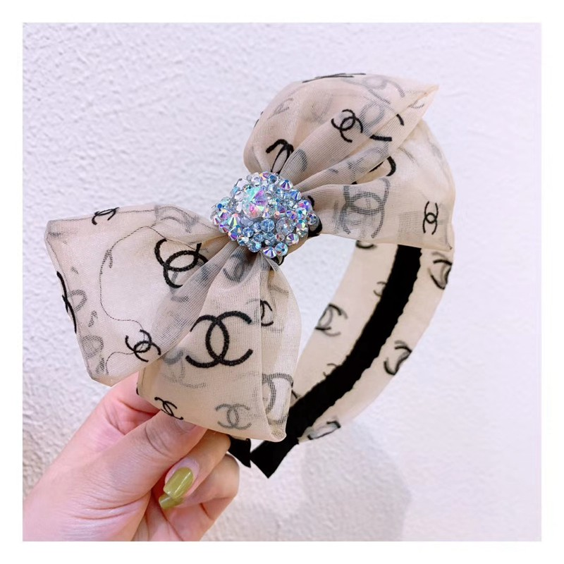 韓国風 リボン オールマッチ 激安 ヘアバンド ブランド Dior