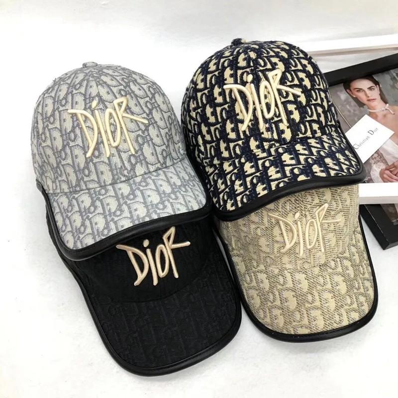DIOR OBLIQUEキャップ ディオール オム ブランド メンズ 帽子