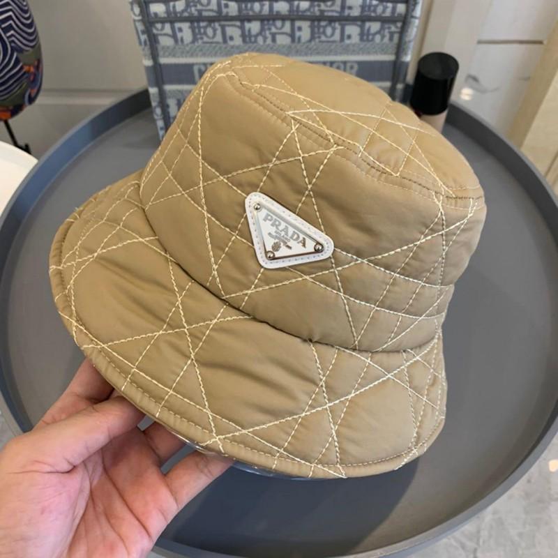 バケットハット cap 秋冬新品 高品質 刺繍 ダウン帽