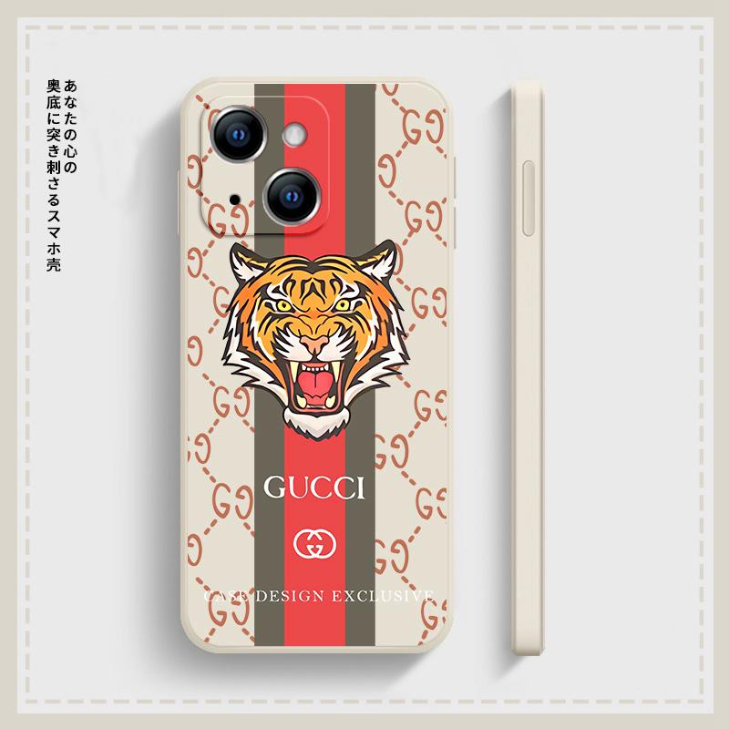 グッチiphone13mini/13pro maxケース人気