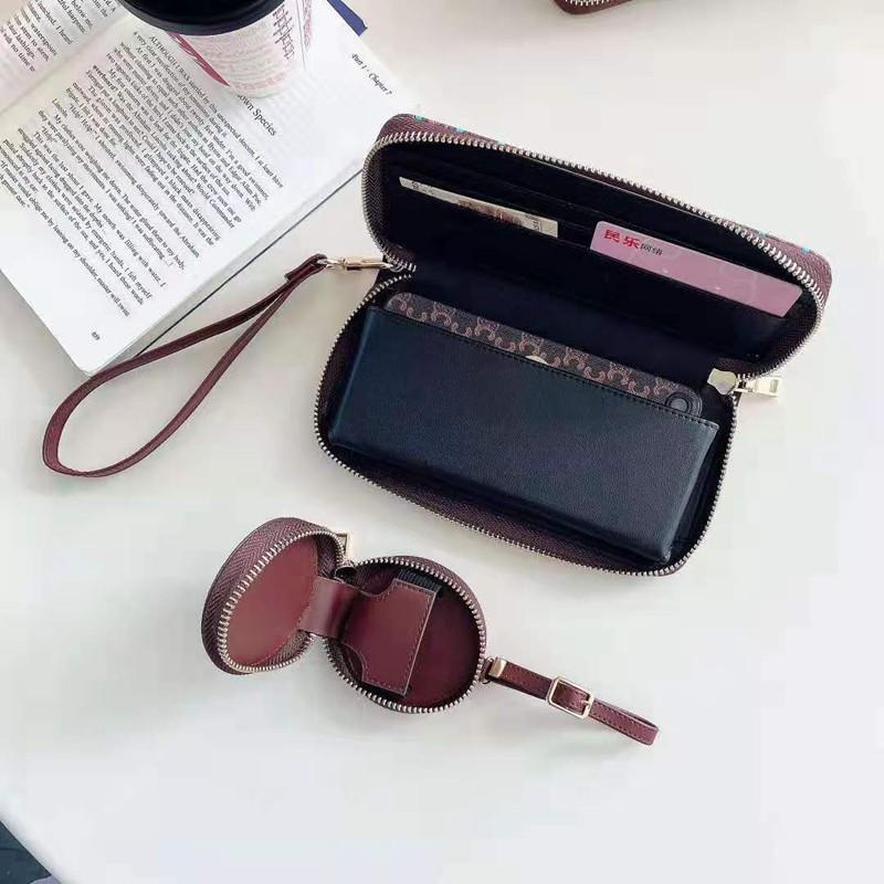 セリーヌCelineブランドiphone13/12pro max/12miniケース シンプル 革バッグ型xperia 1/5ii/10iiiモノグラムGalaxy s21/s20/note20安いairpods proアイフォンAquos女性愛用