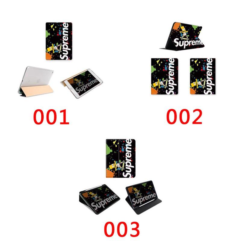 supreme ipad pro 12.9/11inch 2020ケース ブランド メンズ