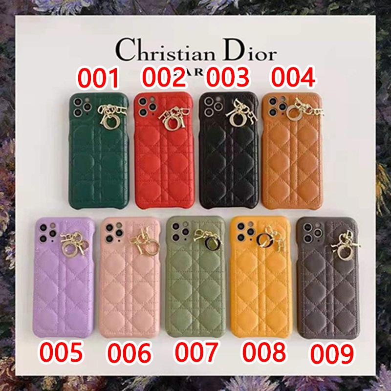 DIOR  ブランドiphone13 miniカバー  革型