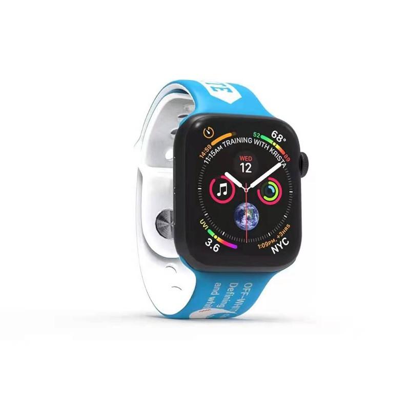 ナイキ 交換用高級感運動風アップルウォッチ6/Se 2020 バンド ブランド レディース愛用Nike
