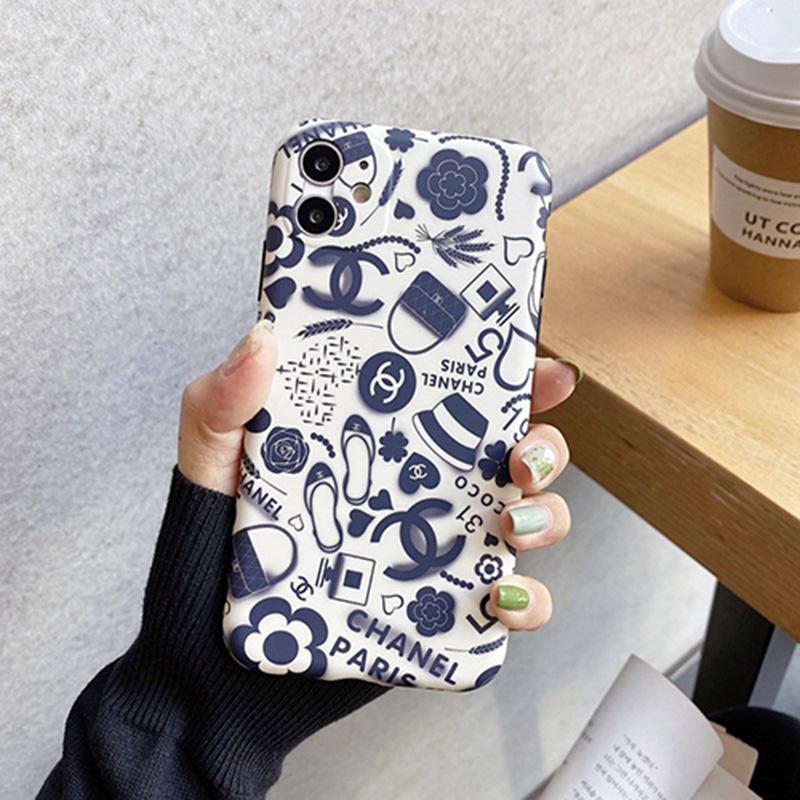 シャネル ブランド アイフォン11保護ケース 花柄