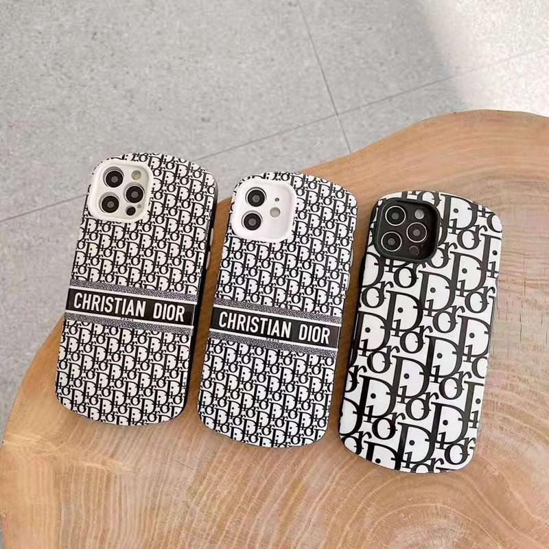 ディオールブランド iphone 12/12 pro/12 pro maxケース