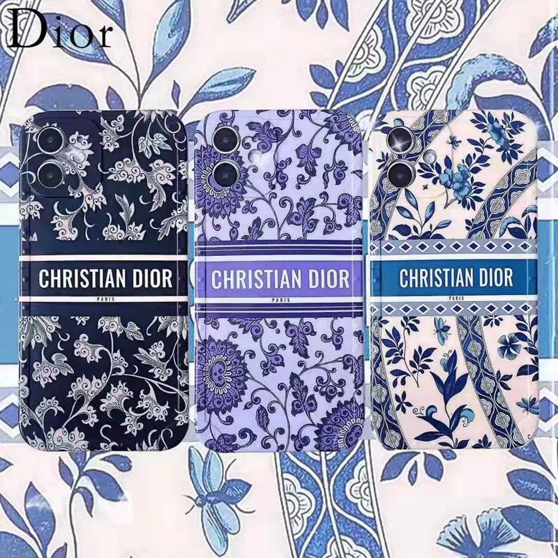 Christian Diorディオール風iPhone12/12 mini/12 pro maxケース