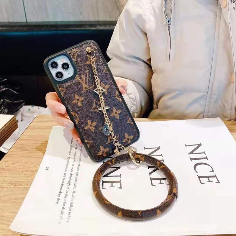 iphone 12ケースグッチ ハンドチェーン付き個性潮 ファッションins風高級 人気