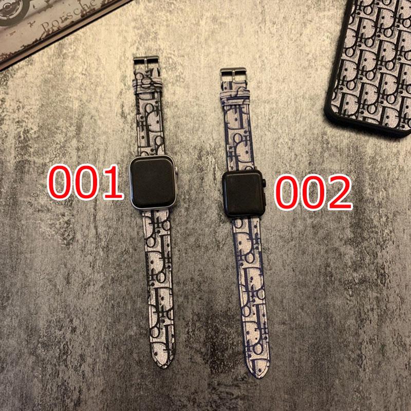 ディオール バーバリ apple watch ストラップ アップルウォッチ バンドオシャレ人気 高級ブランド バンド