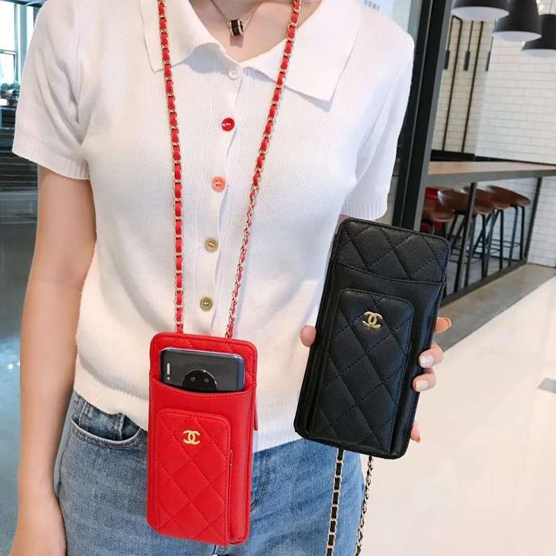 Chanel ブランドiphone 12/12mini/se2ケース セレブ愛用 シャネル Galaxy S20/S20+ note20ケース